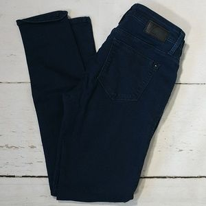 Mavi Alexa Mid-rise Skinny Jeans Size 28